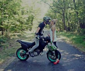 moto and love image