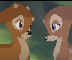 bambi, disney, and love image