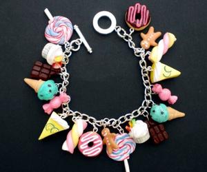 cute, bracelet, and sweet image