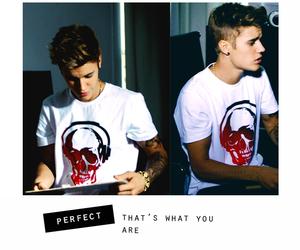 justin bieber, perfect, and justin image
