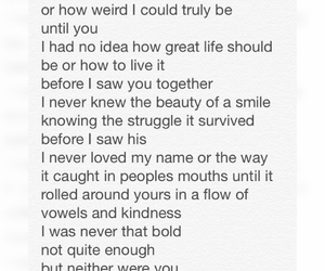 poetry, writing, and amazingphil image