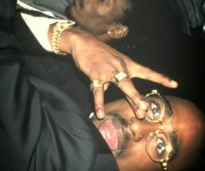 hip-hop, snoop dogg, and tupac shakur image