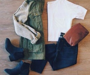 fall, fashion, and cute image