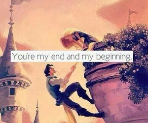 love, disney, and rapunzel image