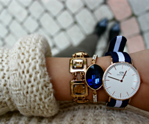 dw, bracelets, and watch image