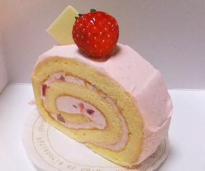 cake, food, and japan image