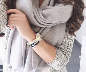 black and white, modern, and sweater image