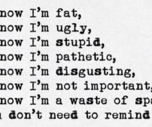 fat, stupid, and ugly image