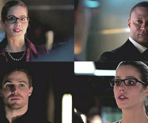 otp, tv show, and oliver queen image