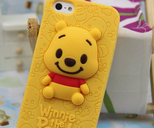 cover, fashion, and pooh image