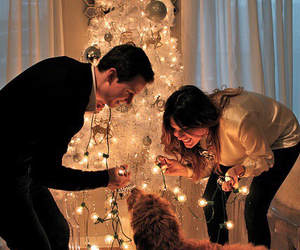 christmas, cozy, and family image