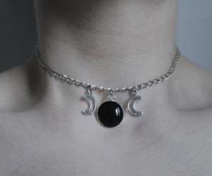 grunge and necklace image