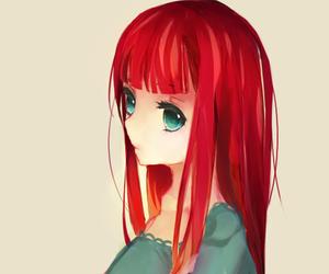 anime, girl, and maria image