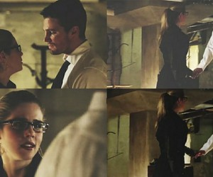 otp, pain, and oliver queen image