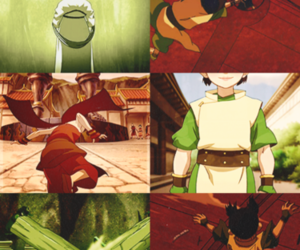 toph and the last airbender image
