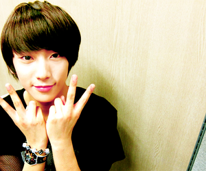 gongchan, b1a4, and kpop image