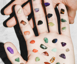 hands and stones image