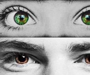 eyes, peter pan, and robbie kay image
