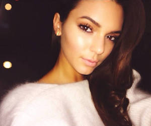 kendall jenner, beauty, and Kendall image