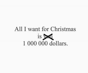 christmas, money, and you image