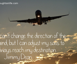 destination, inspirational, and quote image