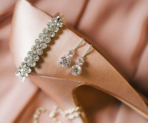 shoes, beautiful, and wedding image