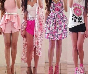 fashion, style, and flores image