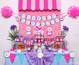 birthday, birthday party, and candy image