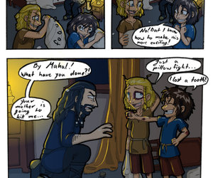 brothers, dwarfs, and hobbit image