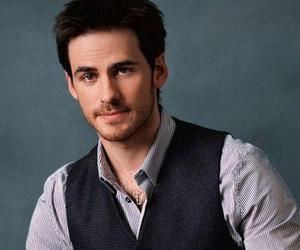 once upon a time, garfio, and colin o'donoghue image