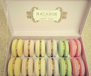 macaron, parisienne, and limoge image