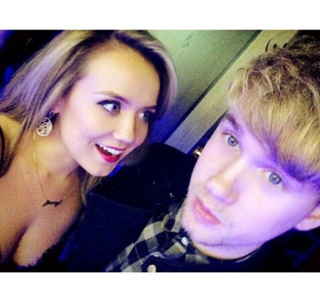 couple, cute, and rixton image
