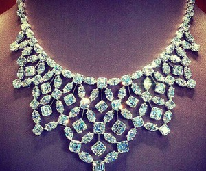 necklace, accessories, and diamond image