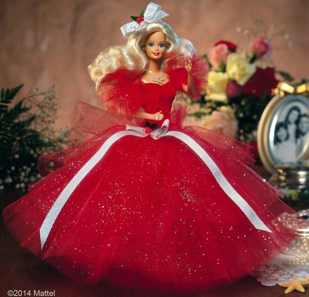 barbie and red image