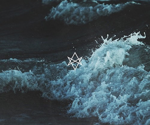 bmth, drown, and edit image