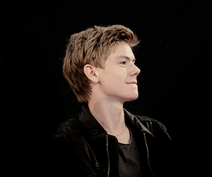 newt, tbs, and thomas brodie sangster image