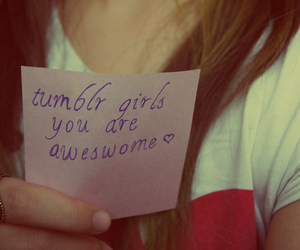 girl, sweet, and tumblr image