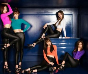 kpop, up&down, and exid image