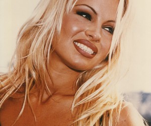 90s, beauty, and Pamela Anderson image