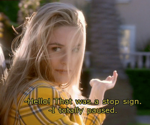 Clueless, movie, and grunge image