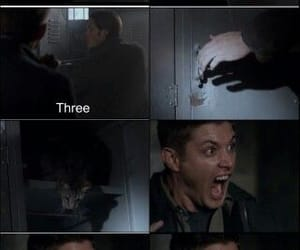 brothers, dean, and supernatural image