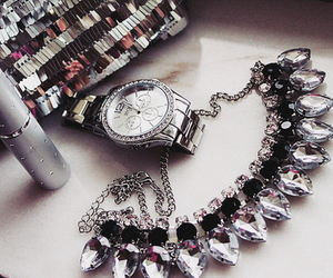girly and silver image