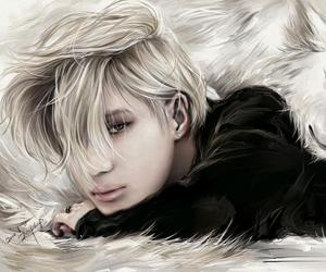 Taemin, SHINee, and fanart image