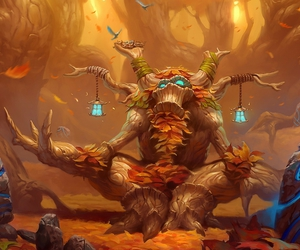 world of warcraft and wow image