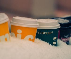 coffee, drinks, and yum image