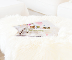 bedding, girly, and interiors image