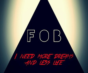 album, edited, and fall out boy image