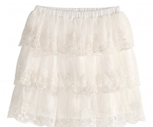 price :$9.99, girl's shorts and skirts, and cheap tiered girls skirts image