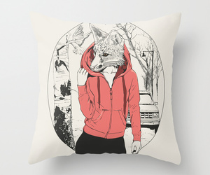 art, bed, and home image