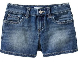 price :$9.99, girl's shorts and skirts, and cheap girls denim shorts image